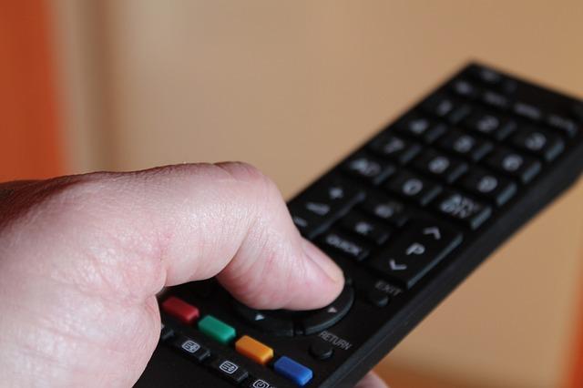 テレビの仕事の種類