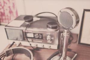 ラジオの広告